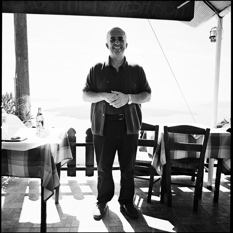 Griechenland 2009 * Santorini * Flame of the Vulcano * Hasselblad 500c/m * Rossi Photography * Reisereportage