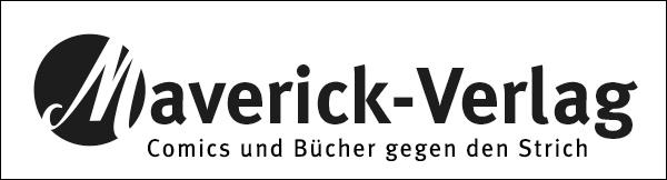 www.maverick-verlag.de, maverick-verlag, Hanspeter Ludwig, Wetzlar, Comics und Bücher gegen den Strich