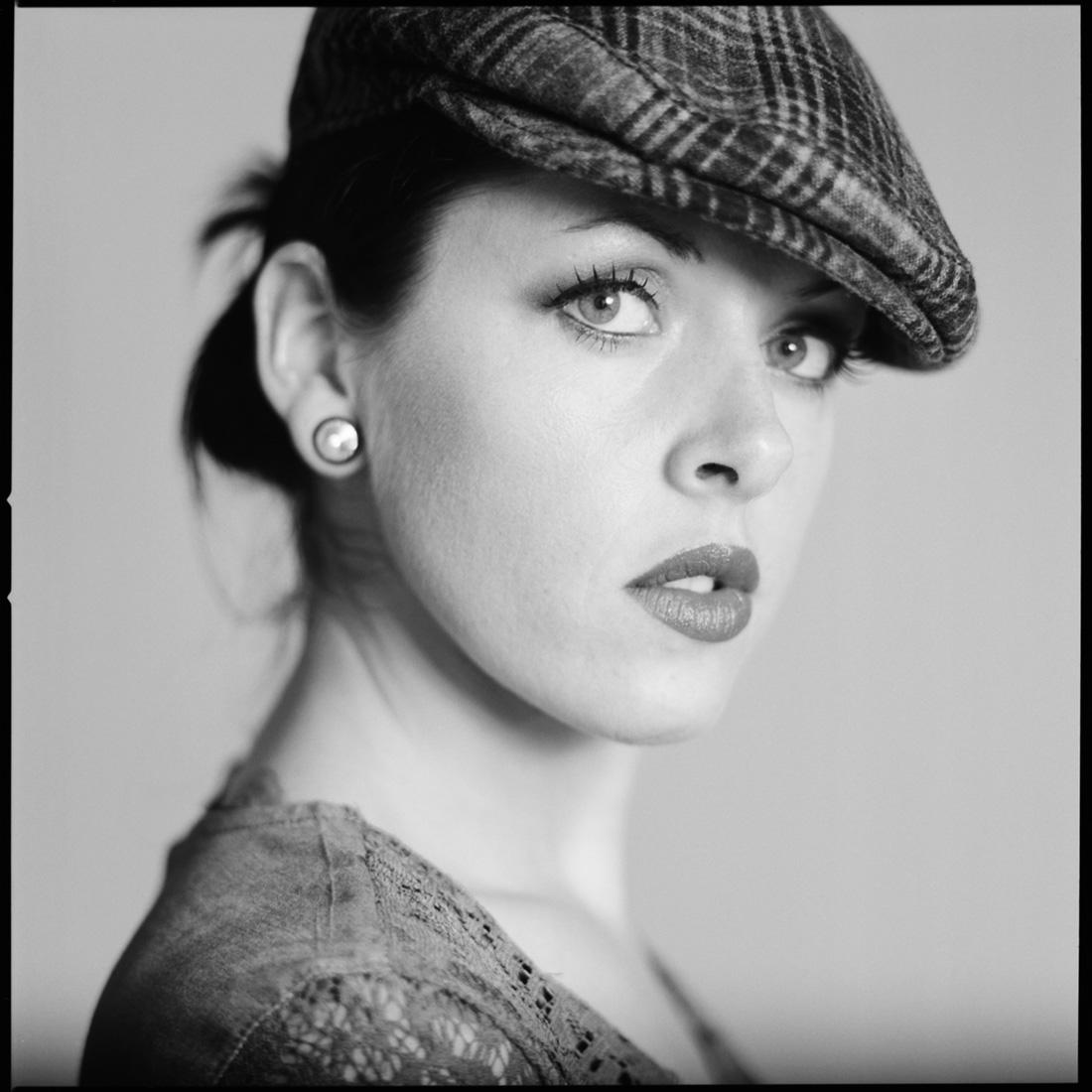 Analog-Porträts mit Anna * Analog fotografierte Porträtshootings * Das gewisse Etwas! * Rossi Photography