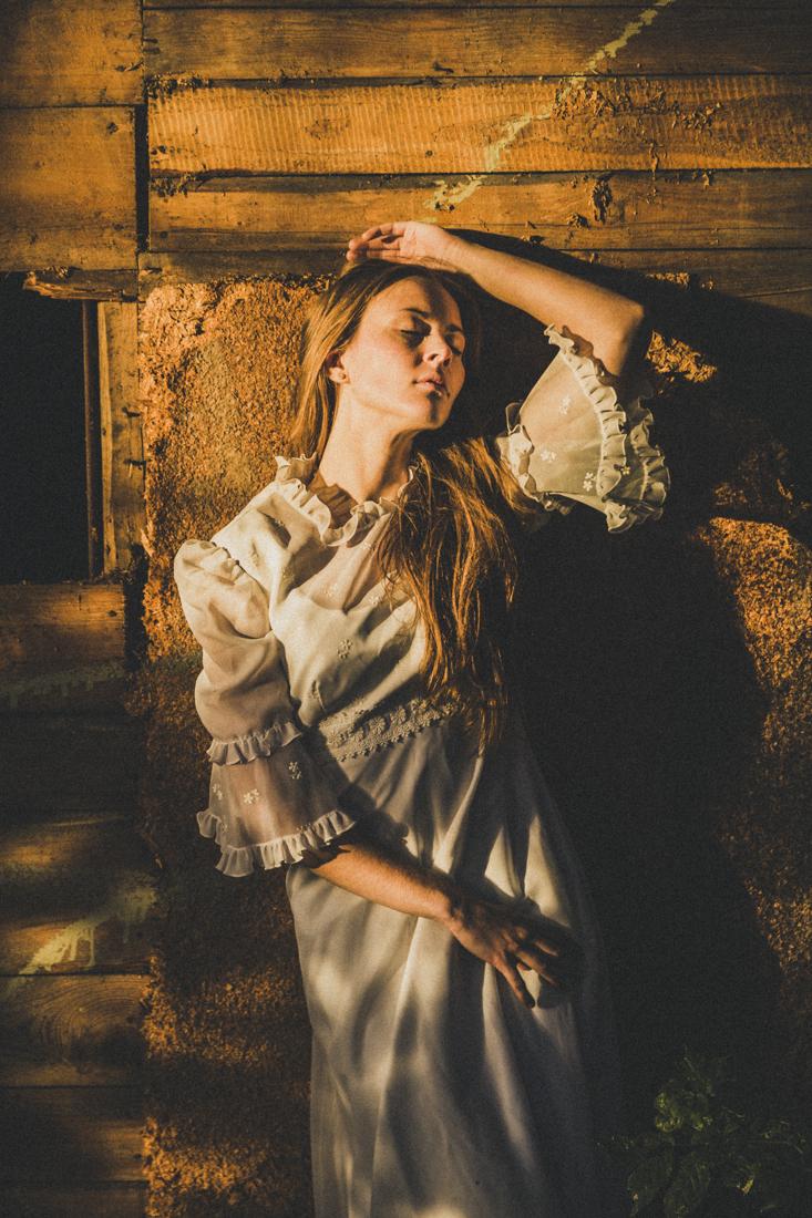 Vintage-Brautkleid-Shooting * Madeleine * Rossi Photography * Dein Hochzeitsfotograf für Hessen und überall!