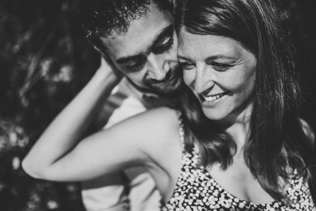 Loveshoot mit D. & A. * Verlobungsshooting im Gießener Bergwerkswald * Rossi Photography