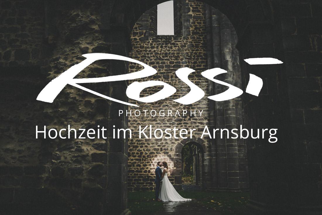 Hochzeit im Kloster Arnsburg