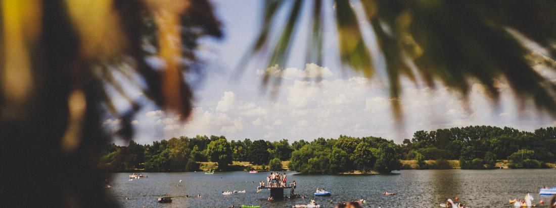 Strandhochzeit am Dutenhofener See * Gießen * Rossi Photography * Hochzeitsfotograf Hessen