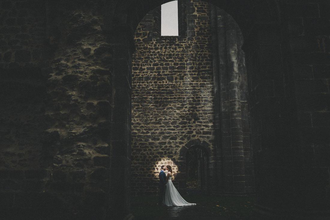 Hochzeit im Kloster Arnsburg * Hochzeitsportraets * Paradieskapelle Lich * Rossi Photography