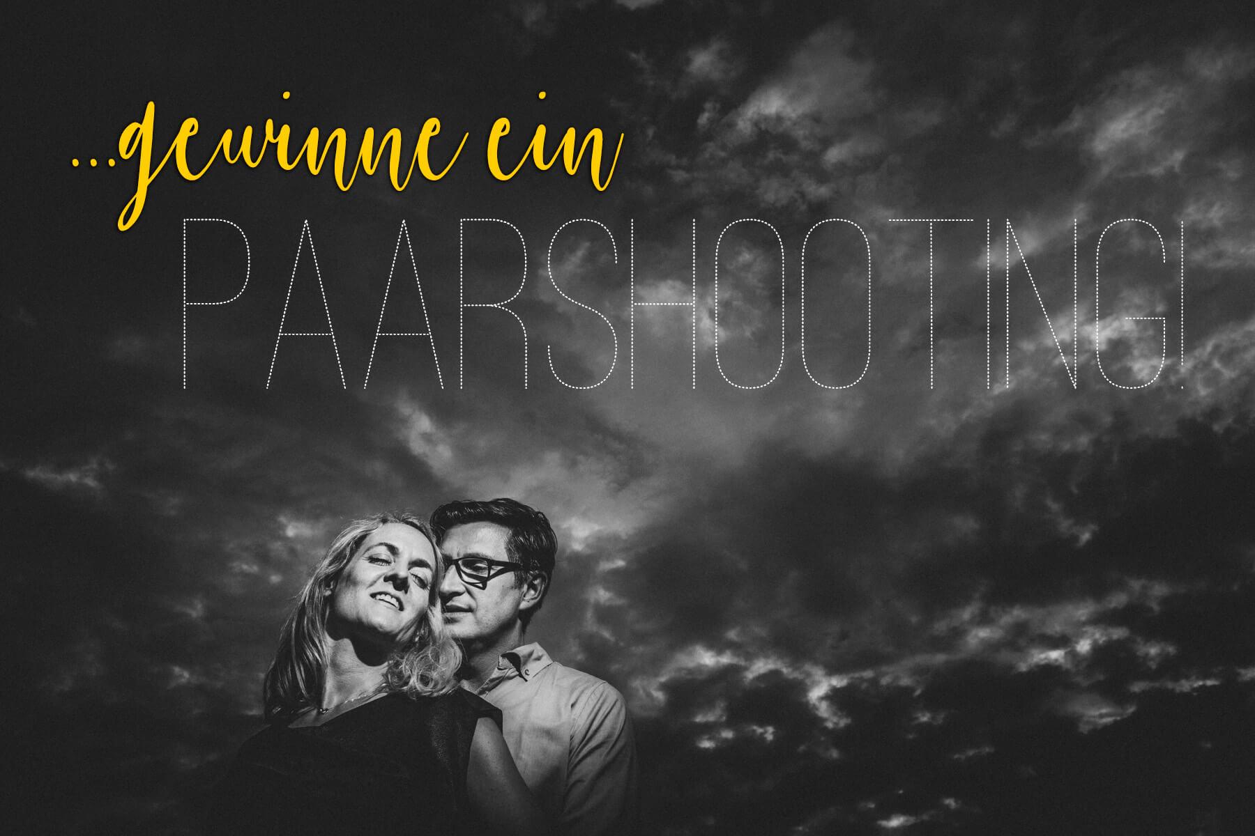 Paar-Shooting zu gewinnen! * Rossi Photography * Gewinnspiel 2019