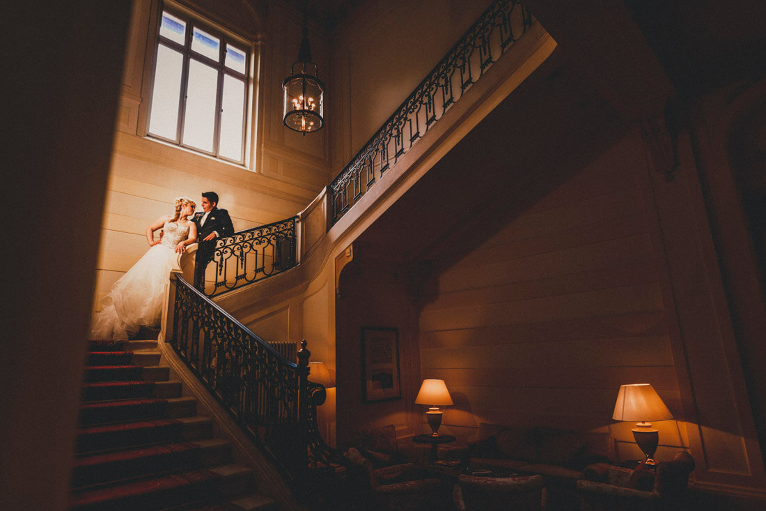 Hochzeitsfotograf Villa Rothschild - Hochzeit feiern im Kempinski Hotel Frankfurt