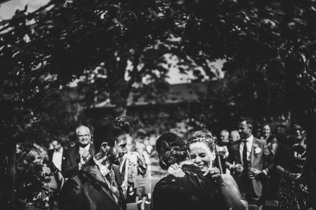 Emotionale Freie Trauung im Hofgut Dagobertshausen * Euer Hochzeitsfotograf Dagobertshausen * Rossi Photography