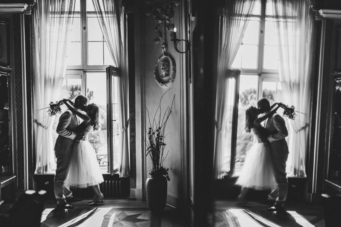 Standesamtliche Trauung im Bolongaropalast Hoechst * Hochzeitsfotograf Frankfurt am Main