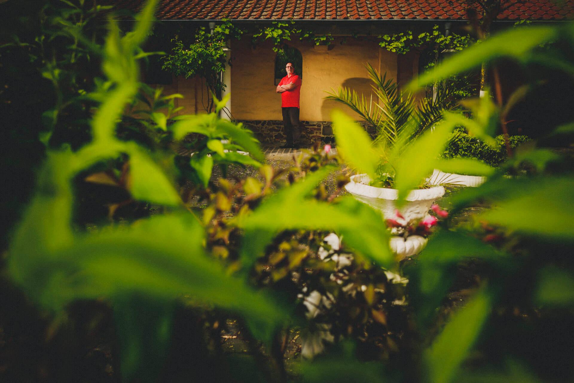 Alles auf Stopp - Corona-Doku-Fotoprojekt - EIne Porträt-Reportage über unter der Corona-Krise leidenden lokalen Unternehmen - Rossi Photography - Business-Porträts Frankfurt und Hessen