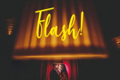 FLASH! - Der Blitz-Workshop für Hochzeitsfotografen!