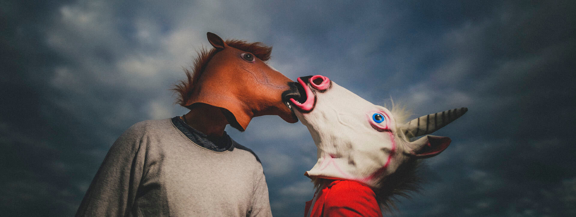 Loveshooting in Corona-Zeiten - Kreative und humorvolle Paarfotografie