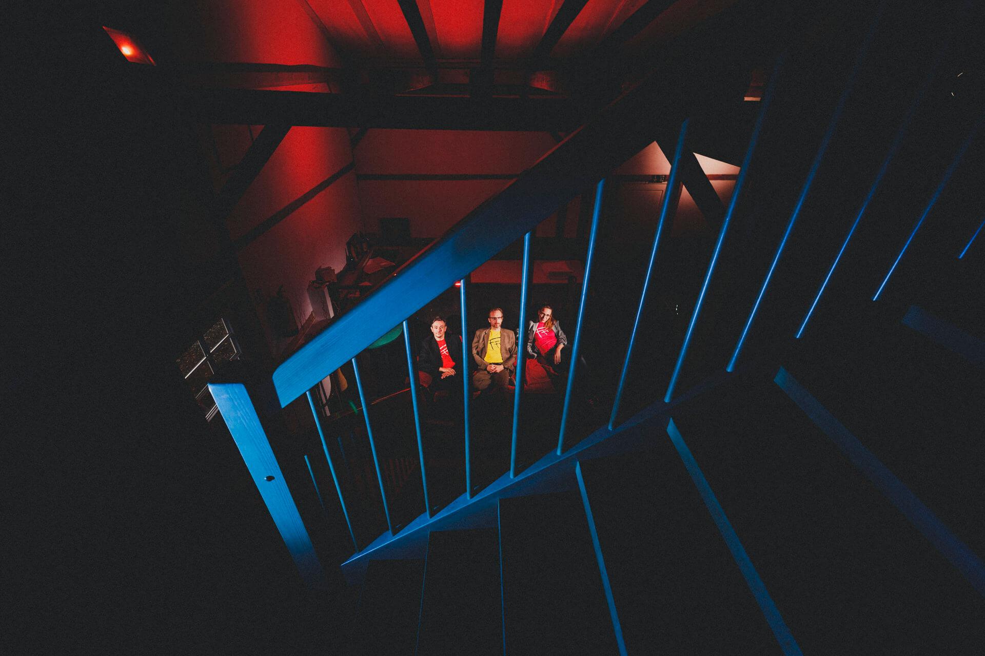 kreative businessfotografie giessen, marburg, hessen - ehrenamtliches corona-fotoprojekt alles auf stopp - fast forward theatre