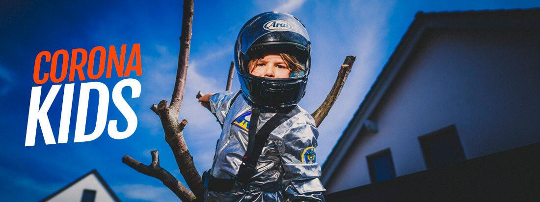 """""""corona-kids"""" - ein zeitdokumentarisches fotoprojekt uber kinder und jugendliche waehrend der corona-krise"""